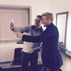 Selfie mit Maxi